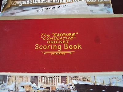 lancashire cc county cricket club scorebook test and county charity games 1970s