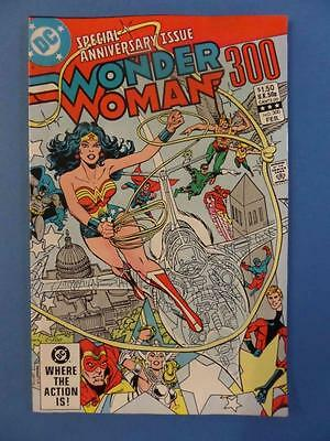 Wonder Woman 300 1983 Giant Sized Anniversary Colan Nm-