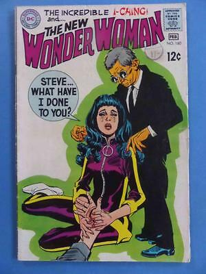 Wonder Woman 180 1969 Classic Cover I-Ching!