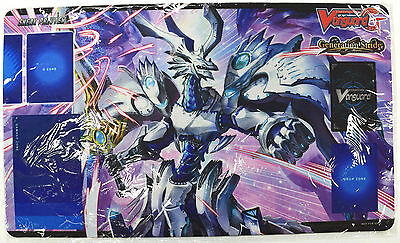 NEW Cardfight Vanguard Generation Stride SNEAK PREVIEW Rubber Playmat