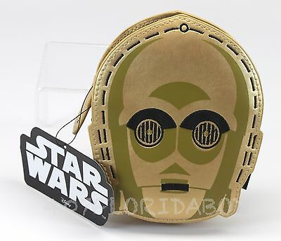 Disney Star Wars C-3PO Coin Purse C3PO Change Purse by Loungefly New with tag