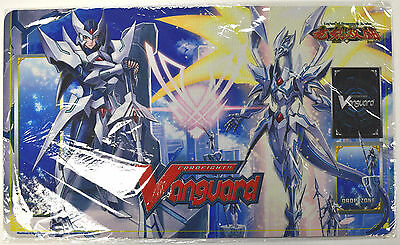 "NEW Cardfight Vanguard Legion of Dragons & Blades ""Buster Blade"" Rubber Playmat"