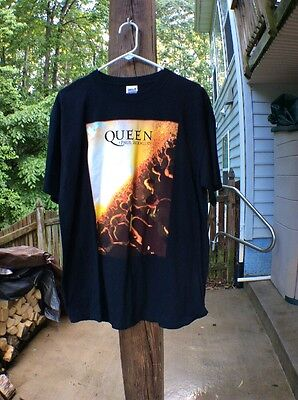 "2006 QUEEN And PAUL RODGERS ""Return of the Champions"" Concert Tour XL T-Shirt"