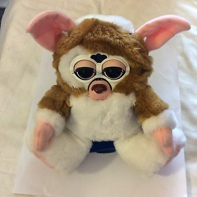 1999 Hasbro Tiger Electronic Furby Gremlins Interactive Gizmo vintage w/tag