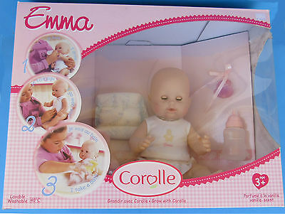 Corolle, 14 inch Emma Drink and Wet Baby Doll