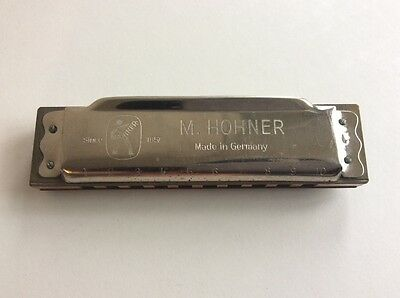 1960's The Beatles Hohner Harmonica