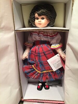 "Paradise Galleries 15"" doll Maria from Barcelona Spain Porcelain Doll"