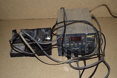 Pace Mbt Model No Pps 85A Soldering Station W/ 3 Irons