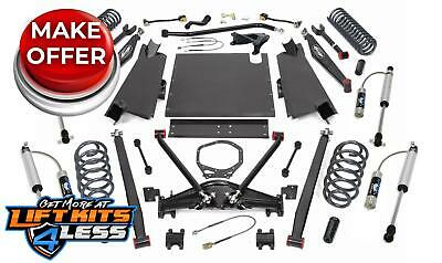 "Pro Comp K3095BP 4"" Lift Long Arm Kit w/Pro Runner Shocks for 04-06 Jeep (LJ)"