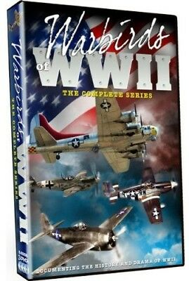Warbirds of WWII: The Complete Series [New DVD] Full Frame