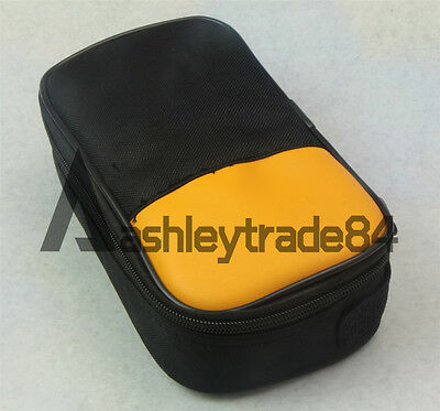 Soft Carrying Case/bag for FLUKE hioki sanwa Kyoritsu victor Uni-T Multimeter