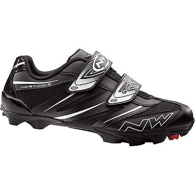 Northwave Spike Pro Mountain Bike Shoes Black Size 47