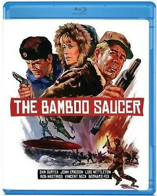 The Bamboo Saucer [New Blu-ray] The Bamboo Saucer [New Blu-ray] Remastered, Wi