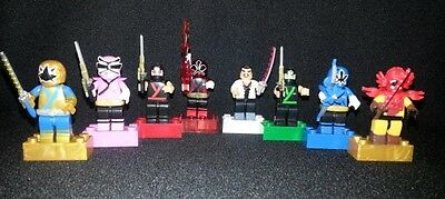 MEGA BLOKS Saban's Power Rangers SAMURAI 2011 Series 1 Blind Pack