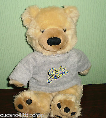 GALA BINGO TEDDY BEAR SOFT TOY PLUSH Wearing HOODIE JUMPER