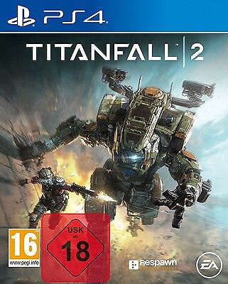 PS4 Spiel Titanfall 2 - PlayStation 4 NEUWARE OVP