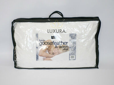Goose Feather and Down Pillows | Luxura