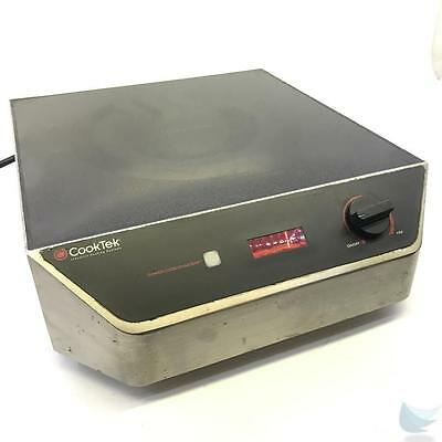 CookTek Induction Commercial Countertop Induction Cooktop 1800 TESTED & WORKING