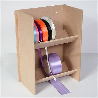 RIBBON HOLDER, RACK, STAND, UNIT, STORAGE - Can hold up to 10 cm reels