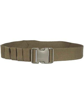 Army Belt Quick Release 50mm, Hosengürtel, Camping, Outdoor, Military -NEU-