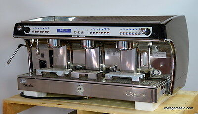 Astoria Gloria SAE 3 Group Commercial Automatic Espresso Machine 2015 Latte Cap