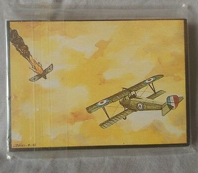 Wings of Gold Airplane Card Set 1991 Mint Unopened