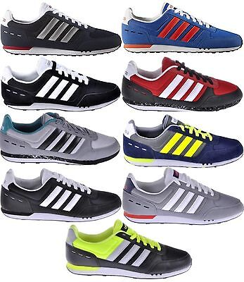 adidas city v racer 2 0 herren sneaker schuhe freizeit turnschuhe retro neu sale eur 47 95. Black Bedroom Furniture Sets. Home Design Ideas