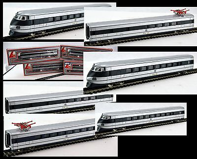 LIMA. FS. ETR 401. Railroads. Scale Model Railways. Made in Italy. 1977
