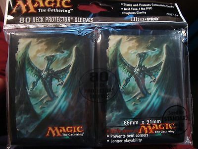 Ugin, the Spirit Dragon MtG SLEEVES 80 count ULTRA PRO