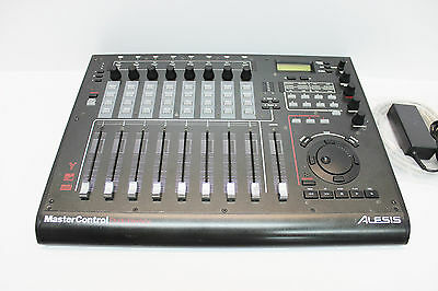 Alesis Mastercontrol - Control Surface - Audio Interface - Studio Manager