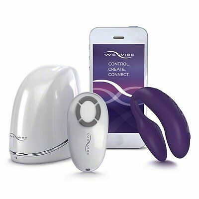 Best Present For Her We-Vibe 4 Plus Purle NOW HAS AN APP!