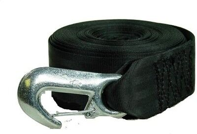 Maypole 7M Polystrap & Hook Winch Strap Heavy Duty | Towing & Trailer
