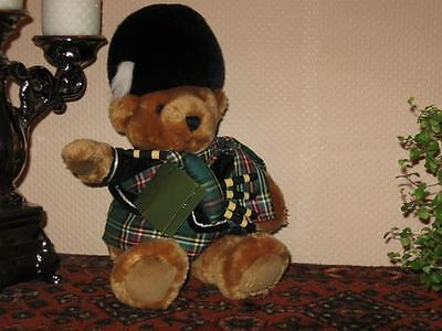 Harrods Scottish Piper Bear