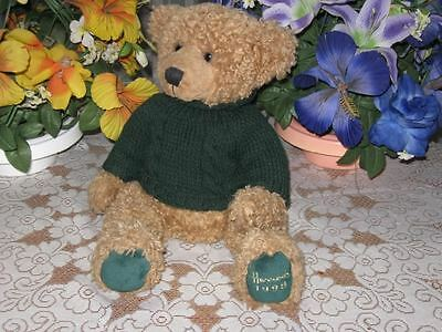 Harrods UK Footdated Christmas Bear Year 1998