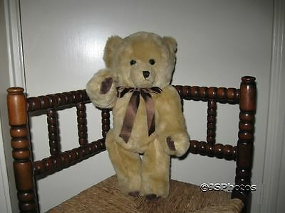Deans Bear UK Fully Jointed Rare Retired
