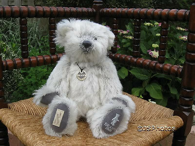 Deans Rag Book Toby Best of Friends Mohair Bear 2000