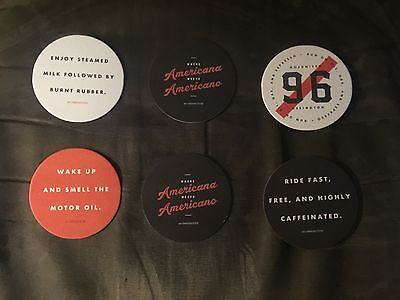 Harley Davidson Pop Up Cafe Cup Coaster - (Toronto)