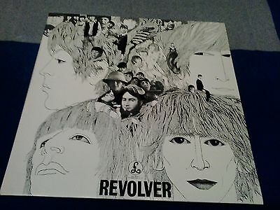 The Beatles REVOLVER, LP Apple, Made in England PCS 7009