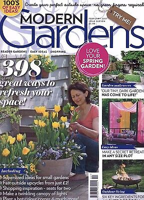Modern Gardens Magazine - Issue 11 - February 2017