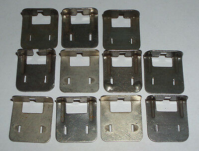 Lionel Prewar Pass. Cars Light Brackets For Strap Lights 418-419,428-431,490-600
