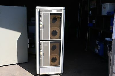 VINTAGE HP 7970e DUAL Tape Drive Cabinet Reel to Reel Player