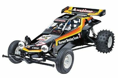 Tamiya RC Model Kit - Hornet Off Road Racer Buggy ESC INCLUDED 1:10 Scale 58336