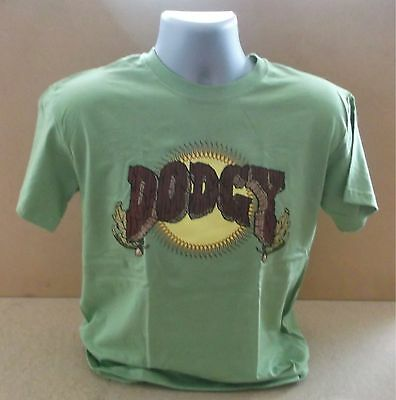 DODGY Stand Upright In A Cool Place limited short sleeve T shirt UNWORN Medium