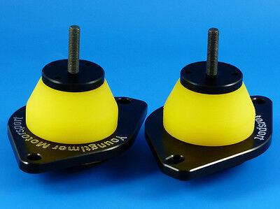 Engine mounts for Audi 80 90 S2 RS2 20V Turbo Coupe quattro 6speed