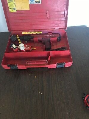 HILTI DX36M Powder Actuated Nail Gun