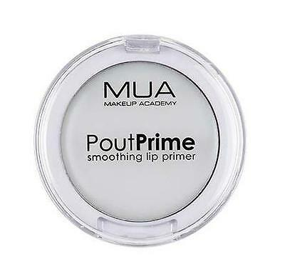 MUA MAKEUP ACADEMY POUT PRIME Smoothing LIP PRIMER BALM CREAM Lipstick Base