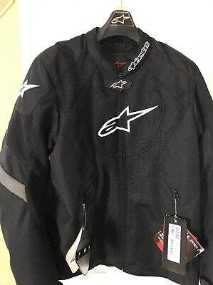 NEW! Alpinestars T-GP-R Air Textile Jacket , Gender: Mens/Unisex, Size XL