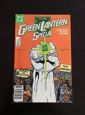 The Green Lantern Special #1 1988