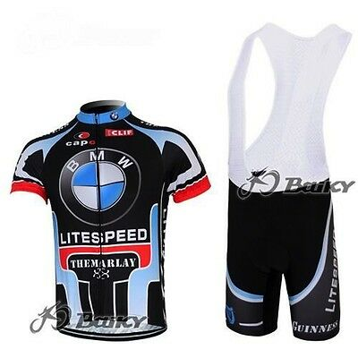 Completo ciclismo/Cycling Jersey and pants  Team BMW