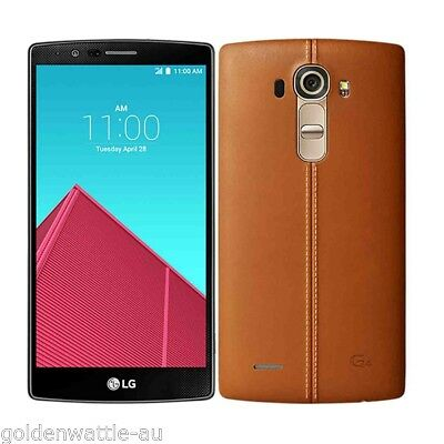 "5.5"" LG G4 H810 4G LTE SmartPhone Android Hexa-core 3/32GB 16MP AAA+ Stock Libre"